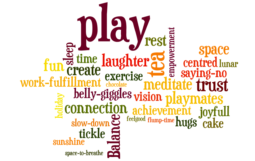 Balance Wordle by Callie