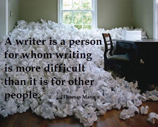Writer quotation