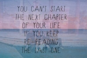 Next chapter of your life